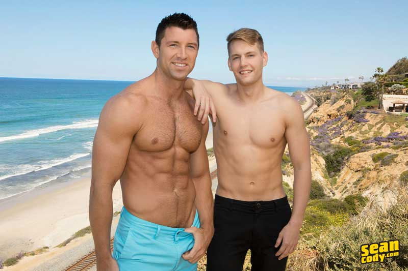 Conrad and Shaw from Sean Cody